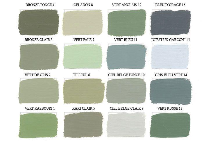 Marta decoycina pintura y color para actualizar espacios - Gama de colores grises para paredes ...