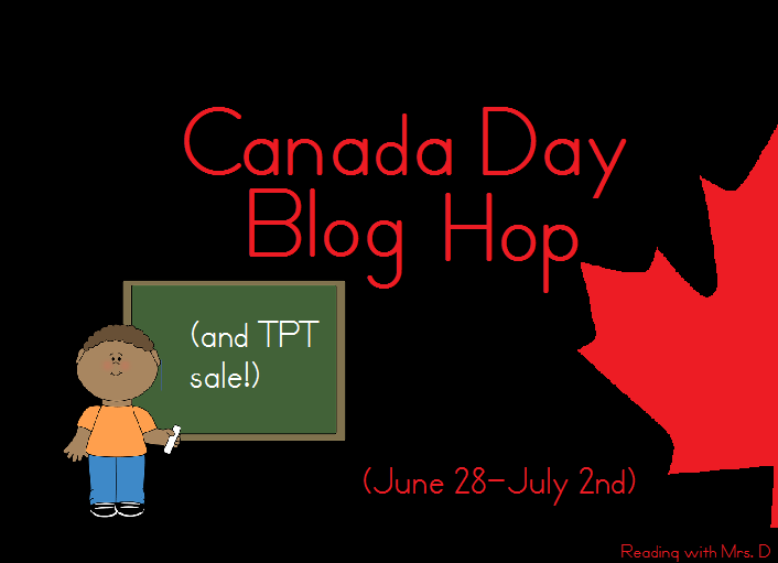 reading with mrs d, canadian edu bloggers, canada bloggers, canadian teacher blogs, canadian teacher blog hop