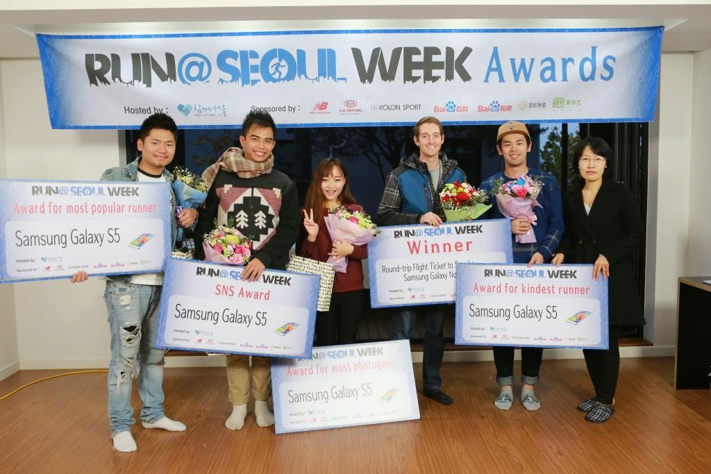 Five-day journey of global citizens, exploring attractions in the city of Seoul comes to an end