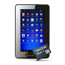 Micromax Funbook Pro Android 4.0 ICS tablets at Rs.10, 000 below  Tablet is a necessity today. You can turn your world into a small package