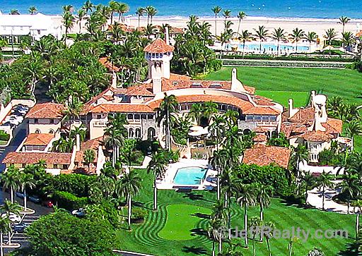 Donald Trump House In Palm Beach Address