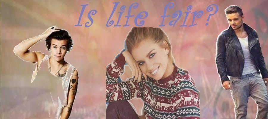 Is life fair?