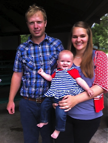 July 2011 - Our Family.