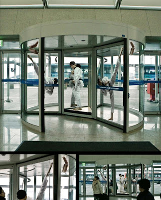 Clever and Creative Revolving Door Advertisements (20) 1