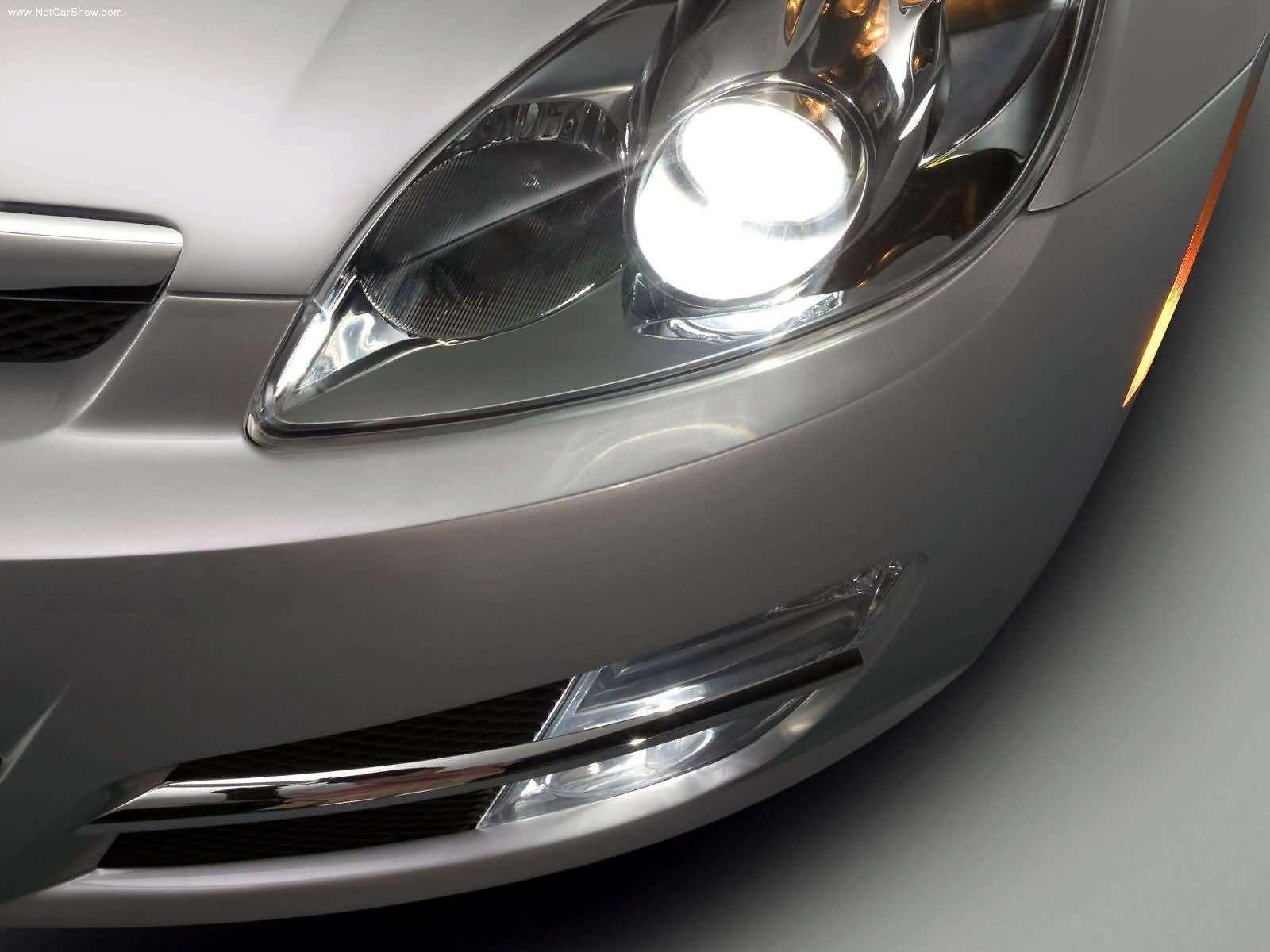Hình ảnh xe ô tô Saturn Sky 2007 & nội ngoại thất