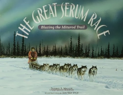 http://www.amazon.com/Great-Serum-Race-Blazing-Iditarod/dp/0802777236/ref=sr_1_3?s=books&ie=UTF8&qid=1392080167&sr=1-3&keywords=balto