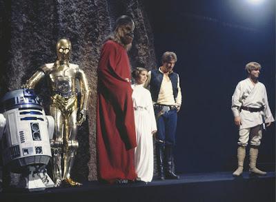 Especial de Navidad de Star Wars