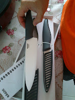 Ceramic knife IKEA BAGIG