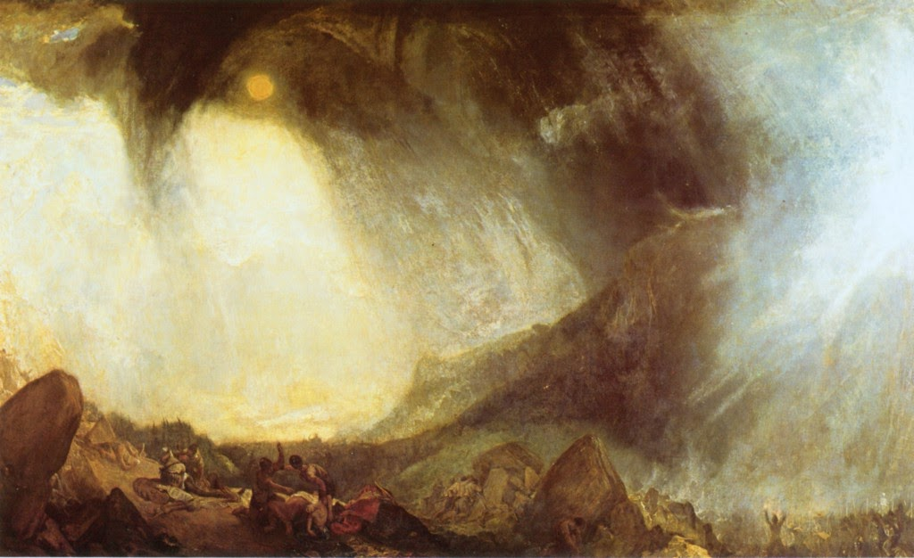 Storia dell 39 arte il romanticismo inglese william turner for Ombra in inglese