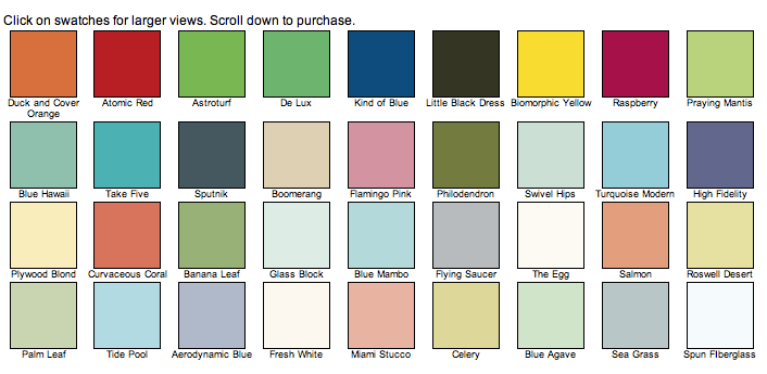 Mad for mid century authentic mid century ranch exterior colors - House painting colors exterior schemes collection ...