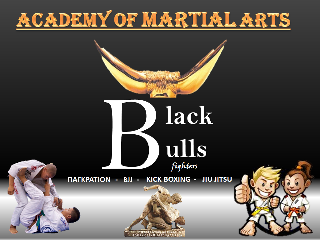 BLACK BULLS FIGHTERS