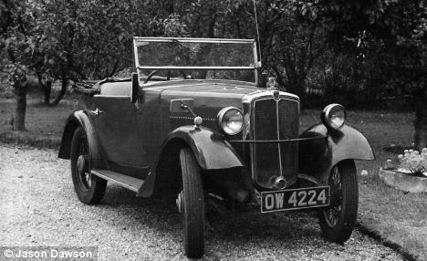 Original 1934 Morris Minor