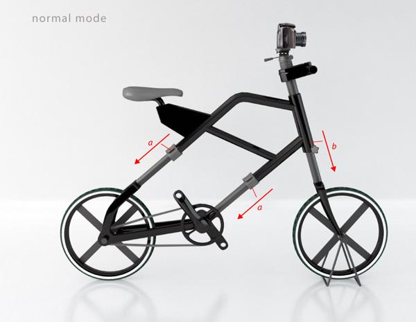 Tripod Bike