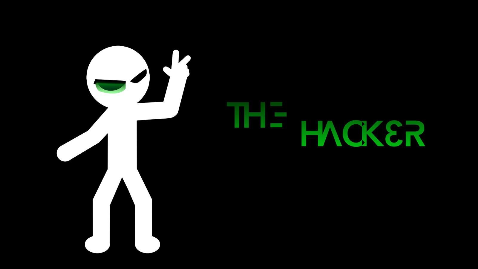 إرشادات الكومبيوتر وحساباتك الانترنت الاختراق The-Hacker-Logo-Wall