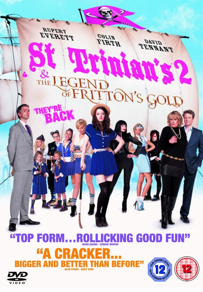 St Trinian s 2: The Legend of Fritton s Gold movie