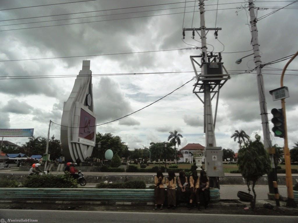 Alun-alun Kota Brebes, Jawa Tengah