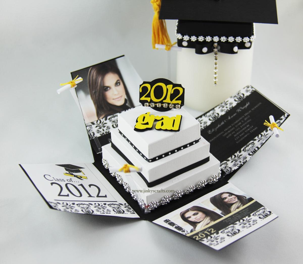 graduation annoucement