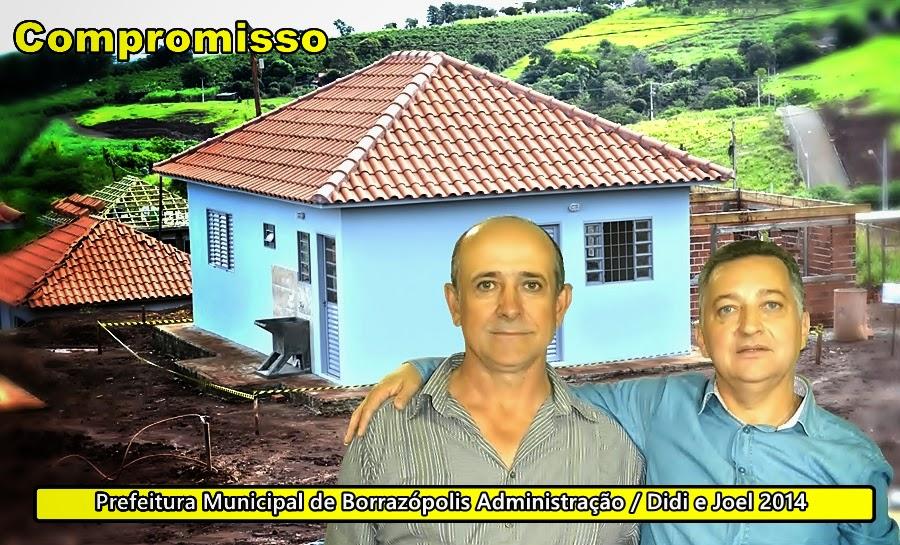 Didi e Joel na Boca do Povo do Vale do Ivaí