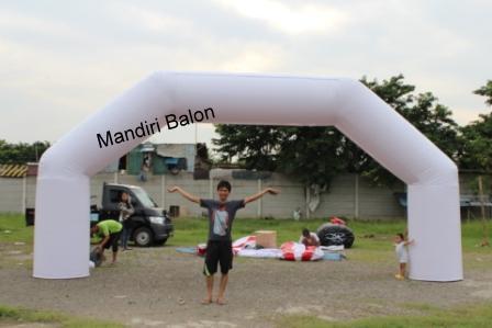 Balon Gate Tarpaulin