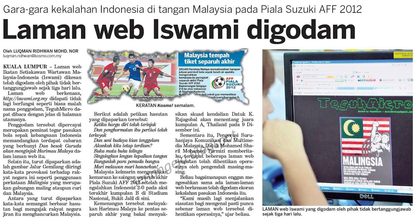 belajar router menyiapkan laporan java jasper dan kemaskini web bukan kerja pejabat yang kena godam akibat serangan indonesia kerana kalah dalam