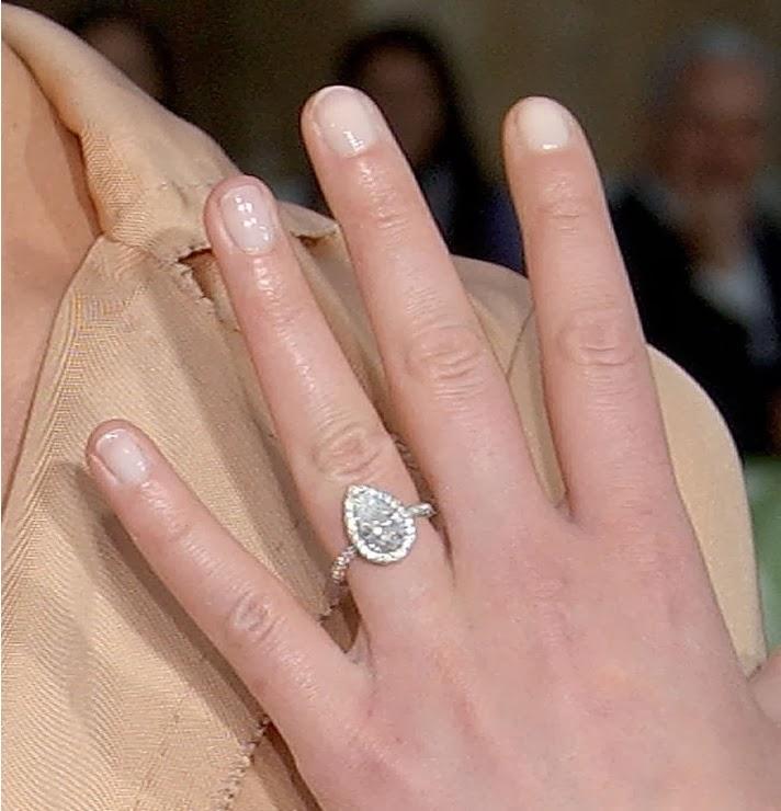 Katherine Heigls Engagement Ring Celebrity Engagement Rings