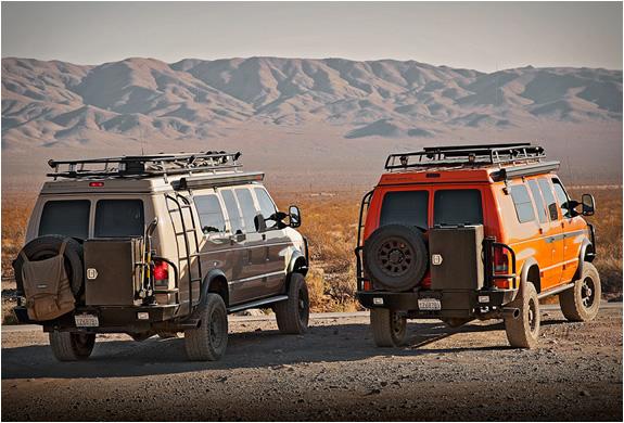 Ford E350 Step Van SPORTSMOBILE ULTIMATE ADVENTURE VEHICLE ~ AUTOKAVLA