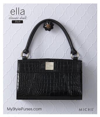 Miche Black Ella Classic Shell