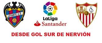 Próximo partido del Sevilla Fútbol Club.- Viernes 27/04/2018 a las 21:00 horas