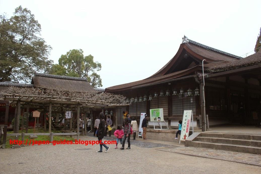 ศาลเจ้า Kasuga Taisha Shrine