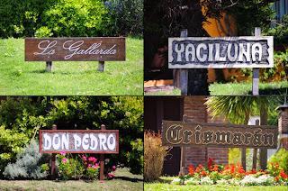 Placas casas Uruguai