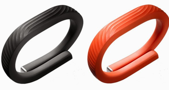 pulsera inteligente jawbone up24
