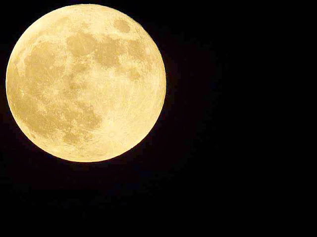 supermoon, SEP 28 2015