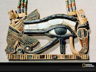 occhio di horus, ra
