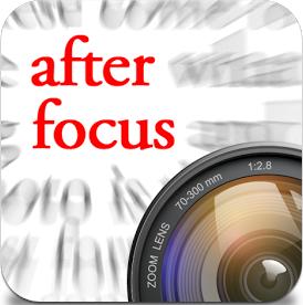 Aplikasi android kamera AfterFocus