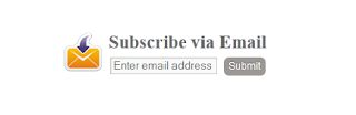 Widżet subskrypcji e-mail nr 1