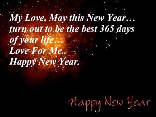 Lovely Happy New Year Messages For Boyfriend