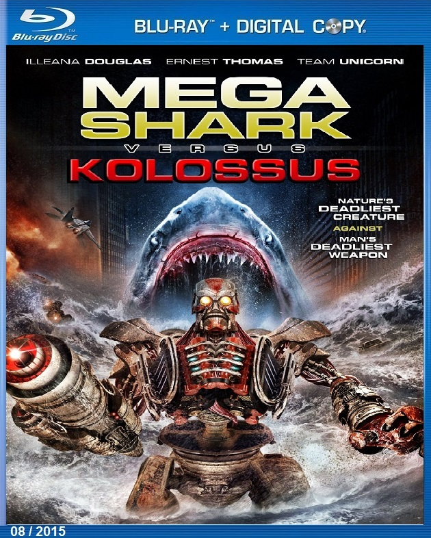 [MASTER มาใหม่] MEGA SHARK VS. KOLOSSUS (2015) ฉลามยักษ์ปะทะหุ่นพิฆาตล้างโลก [MASTER][1080P] [เสียงไทยมาสเตอร์ 5.1]