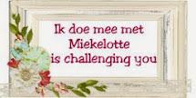 Miekelotte Challengeblog