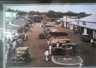 Pasar Sudimampir Banjarmasin