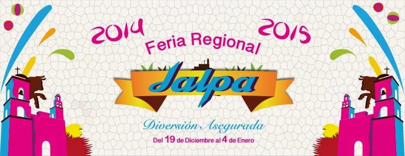 programa feria jalpa zacatecas 2014