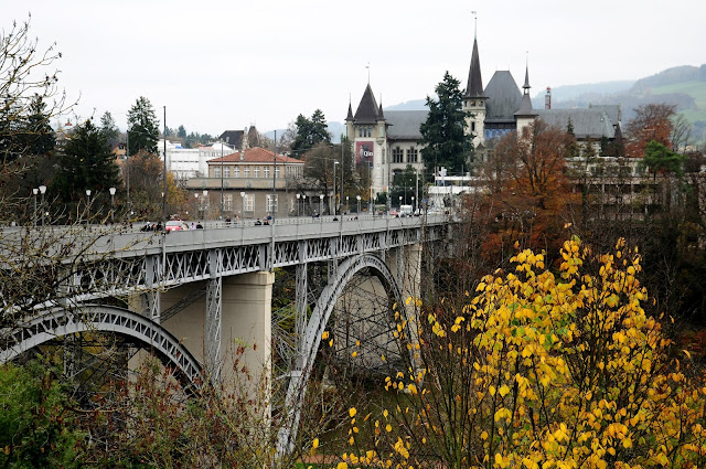 bern bridge suisse