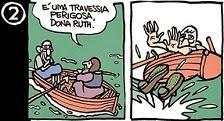 Laerte: Dona Ruth e o Novo Mundo 2.