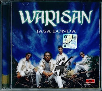 Warisan - Jasa Bonda MP3