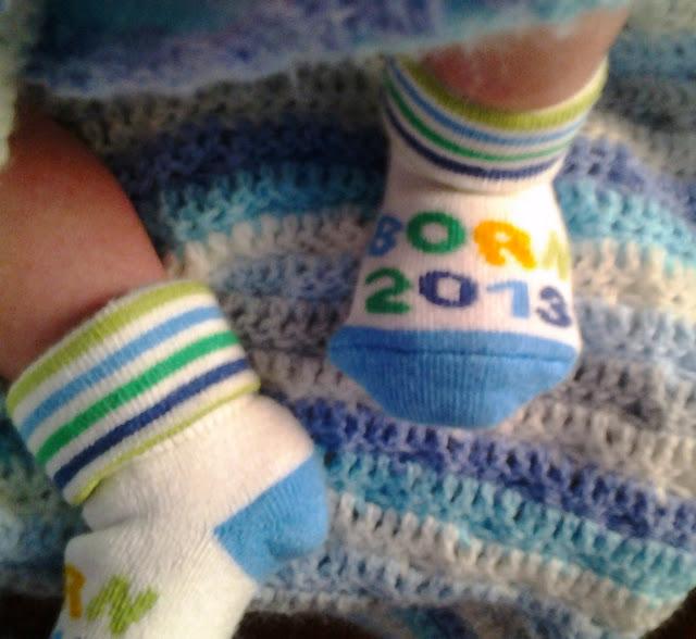 baby feet socks 2013