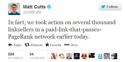 Link Networks Google Busted