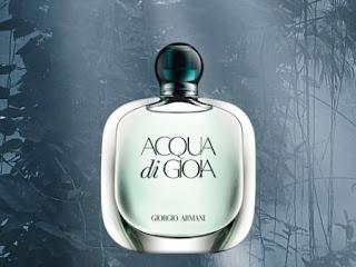 Amostra Gratis Perfume ACQUA di GIOIA da Giorgio Armani