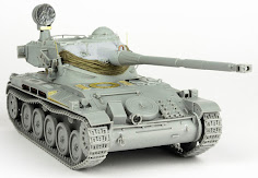 Andy's build review of the 35th scale Takom AMX-13/90 French light tank