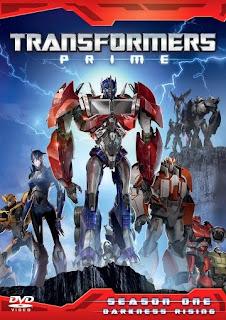Transformers Prime - Saison 1 - Episode 03  L'enlèvement