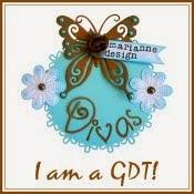 GDT bij Marianne Design Diva's