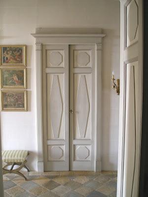 La vita in hobby pensieri lavori paure - Apertura di una porta in un muro portante interno ...